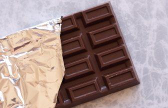 チョコレートは太る?